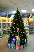 Теперь и в Израиле встречают Новый Год: всех с праздником! (2 снимка)