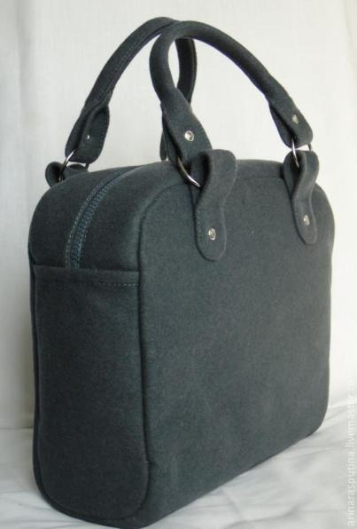 db56fd97038e Шьём сумку из шинельного сукна ...
