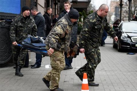 Стали известны шокирующие подробности об убийце Вороненкова и его семье