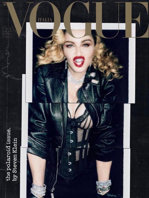 Интим предлагать: 58-летняя Мадонна выставила грудь на всеобщее обозрение