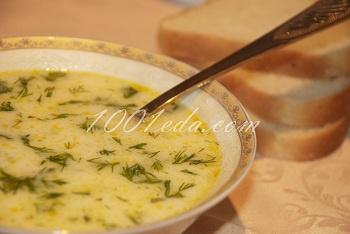 Сырный суп с фаршем и овощами - непревзойдённый аромат, который манит к столу