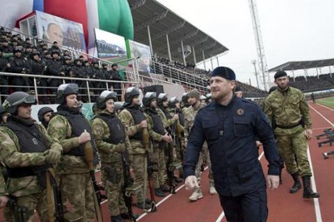 Кадыров VS ФСБ. Очень жестки…