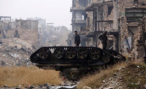 Алеппо и закат Америки (The Washington Post, США)