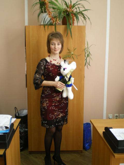 Ирина Горбачева (Бурмистрова) (личноефото)