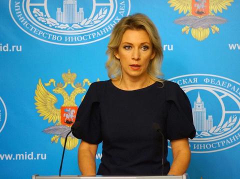 Захарова: «утечки» о причинах смерти Чуркина вызывают недоумение