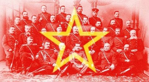 Дворяне – костяк РККА