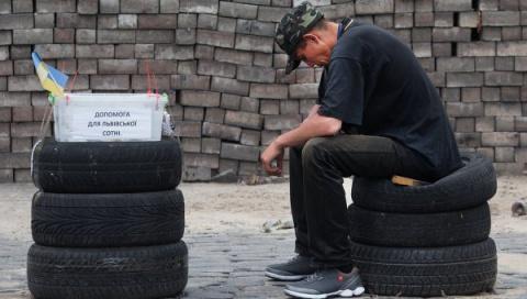 Замкнутый круг предательств. Андрей Ваджра Публицист, автор Украина.РУ