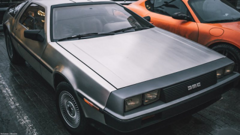 Покупка DeLorean DMC-12 - как человек осуществил свою мечту