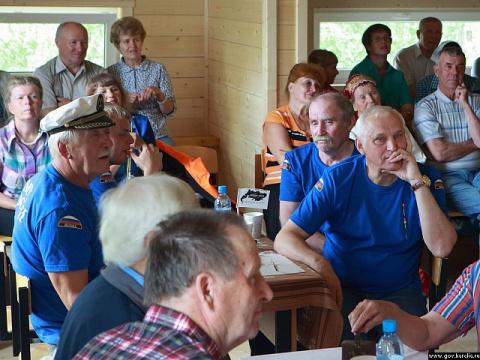 В Карелии команды рыбаков соревновались в знании карельского языка