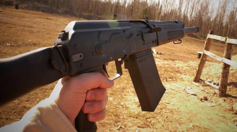 Сайга 12: есть ли будущее у ружья?