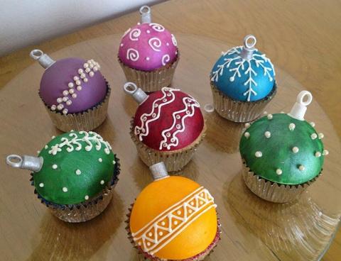 25 самых креативных рождественских кексов, которые наполнят вас духом праздника