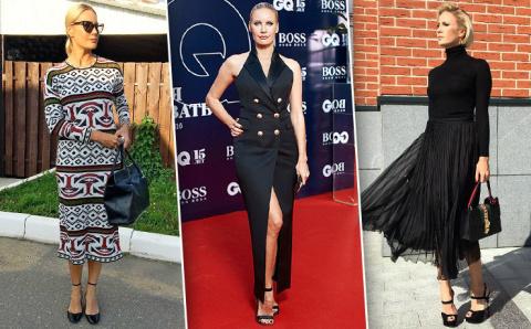 В стиле «Ревизорро»: кто одевает Елену Летучую