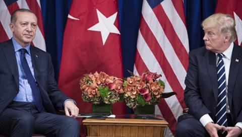 """""""Грязный план"""" США для Турции: почему Вашингтон и Анкара больше не союзники"""
