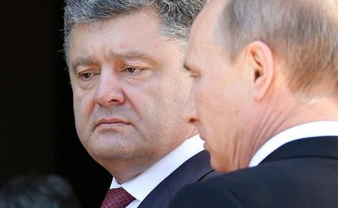 Почему Порошенко не Путин
