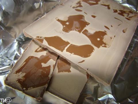 Вот почему на шоколаде появляется белый налёт