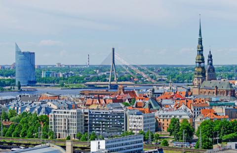 ПУТЕШЕСТВИЯ. Рига - гордость и восхищение Латвии