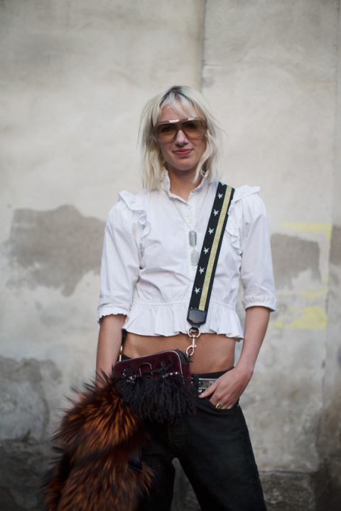 On the Street….Via Archimede, Milan