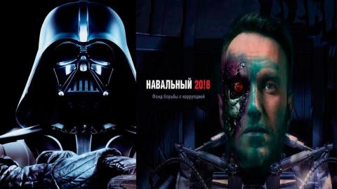 Навальный наносит смертельны…