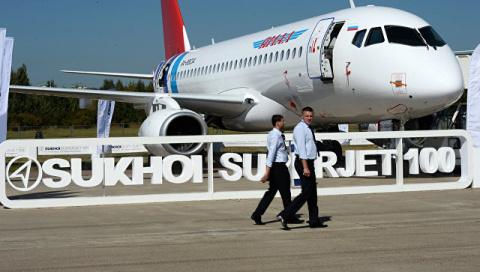 В РФ хотят начать производство «горячей части» двигателей SSJ100
