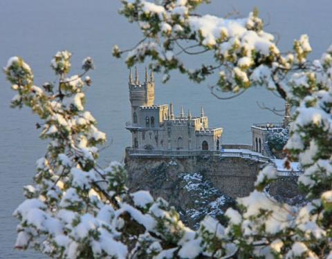 А вы бывали в Крыму зимой?