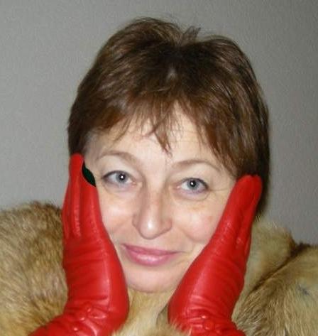 Нина Рябинская