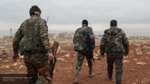 Сирийцы наткнулись на подзем…