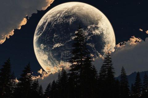 Адыгея,,,в ночь,с 18 на 19 января ГОРА ((ФИШТ)))