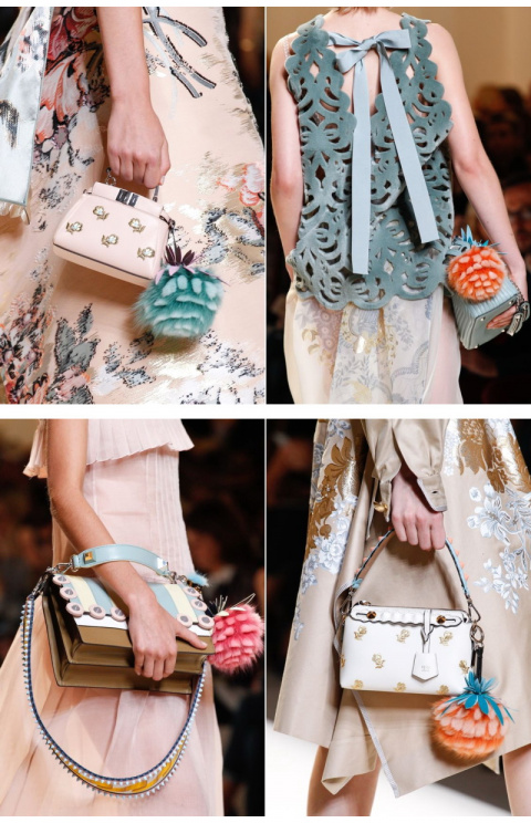 Модные сумки весна-лето 2017: все тенденции