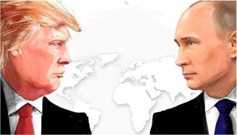 Политический фельетон. «Почему Америка не может без Путина»