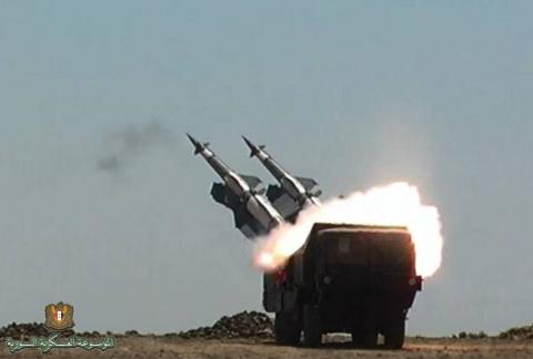 Одной ракеты советскому ЗРК …