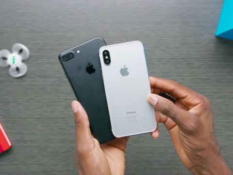 В Москве все iPhone X скупили чеченцы (ВИДЕО)