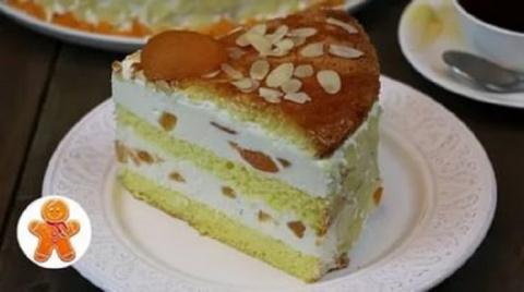 Великолепный творожный торт …