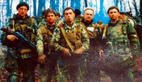 17 лет Подвигу шестой роты