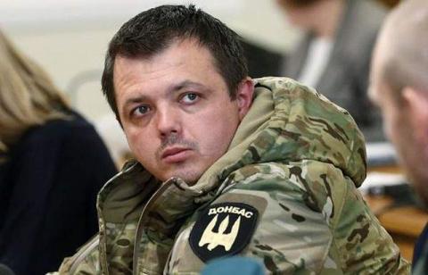 Семенченко «похвастался» результатами блокады Крыма