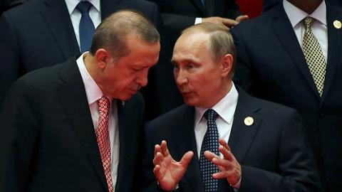 Путин и Эрдоган проведут встречу в Сочи