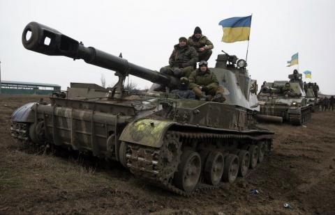 Ярош: Украинские танки будут…