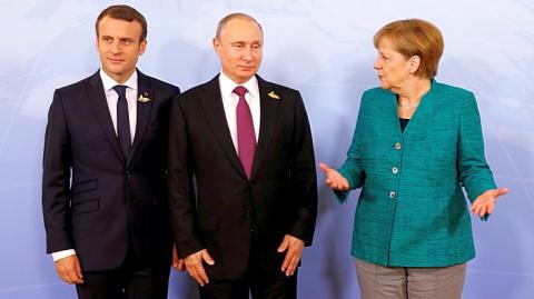 Advance: альянс Европы с Рос…