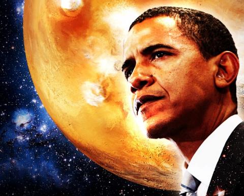 И на Марсе будут applони цвести... (Улыбнитесь, фельетон)