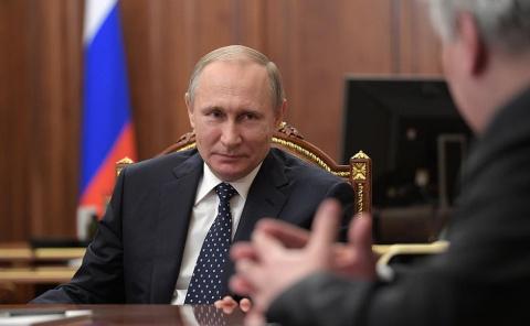 Путин назвал имя нового губе…
