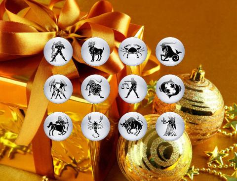 Новый год знаков Зодиака