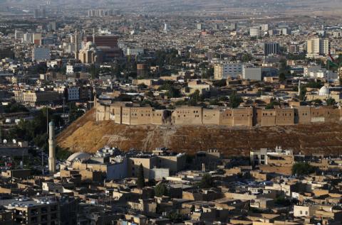 Почему Ирак и Сирию отдали б…