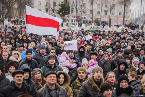 Как белорус превращается в литвина