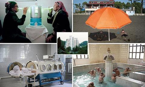 Советские санатории: легенда…