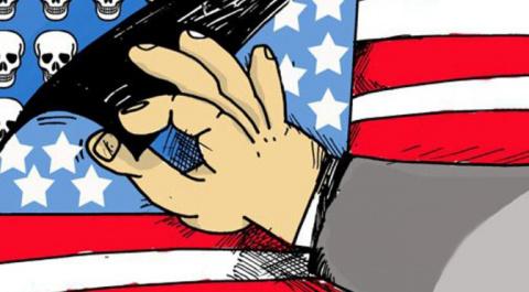"""В США истерика: """"Мы не такие!!!"""""""
