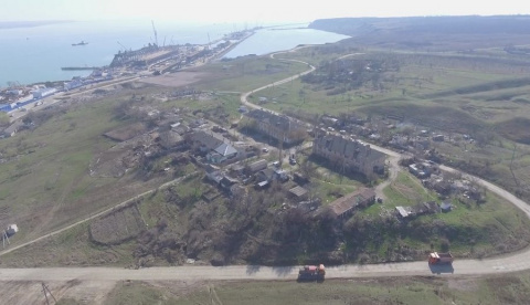 В Керчи переселение: меняем бараки у Крымского моста на новенькие квартиры