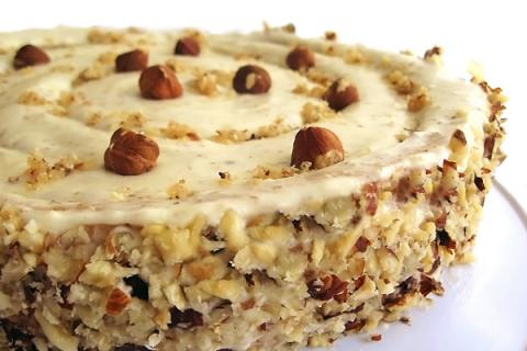 Ореховый торт. Для тех, кто …