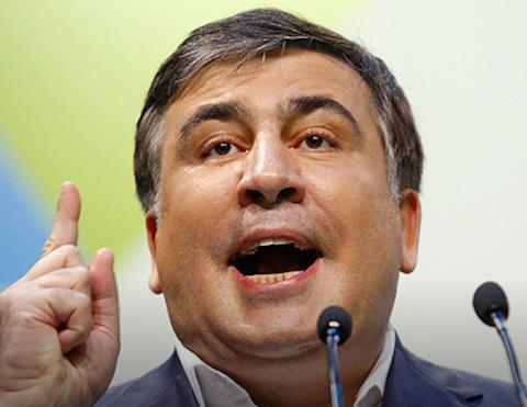 Саакашвили стал ведущим на у…
