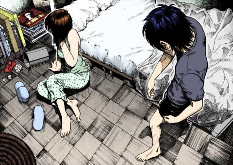 Наглядная разница между сексом и изнасилованием