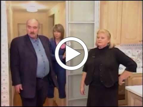 «Квартирный вопрос» изуродовал кухню Ирины Муравьевой - Актриса была в ужасе