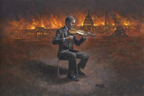 Крах американского мессианиз…